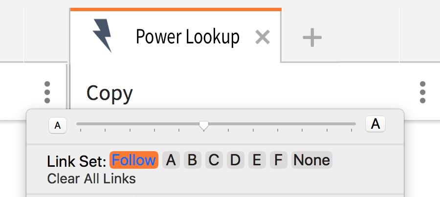 Power Lookup – Logos Help Center